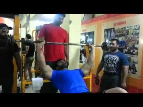"Training session of ""Dronacharya The Gym"",2575 Hudson Lane,Kingsway Camp,Delhi-110009."