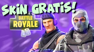 HOW TO EARN FREE SKIN AT FORTNITE ‹ MayconLorenz ›