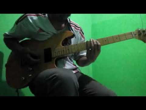 PADI 'SIAPA GERANGAN DIRINYA',guitar cover