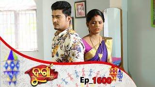 Durga | Full Ep 1600 | 25th jan 2020 || Odia Serial – TarangTV