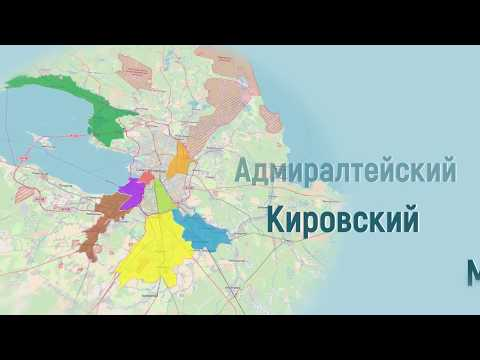 Смотреть Санкт Петербург: будущее начинается сегодня! онлайн