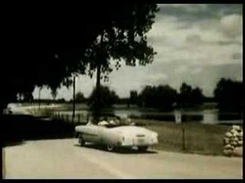 1951 Chevy Technicolor Ad 4: The Pennsylvania Turnpike