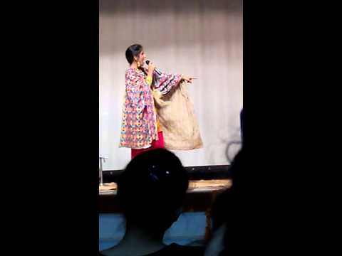 rabba rabba mee barsa I Simran Choudhary Live