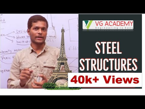 OVERVIEW ON STEEL STRUCTURES