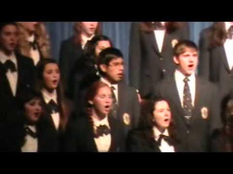 Sanford School - Go tell it on the Mountain