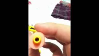 NERF mod(exploding LEGO dart) EPIC FAIL :(