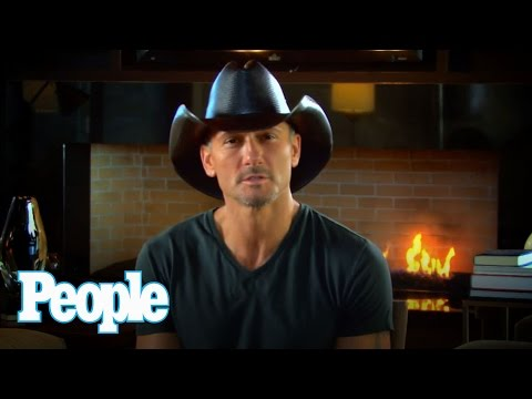 Tim McGraw: The Secret To Living With Four Women | People