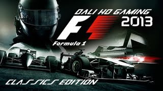 F1 2013: Classics Edition PC Gameplay FullHD 1080p