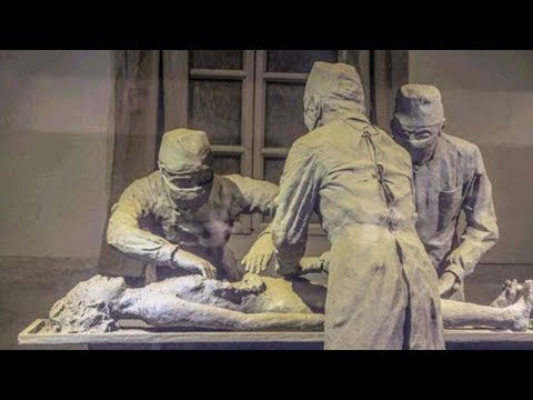New evidence of Japan's WWII germ warfare revealed