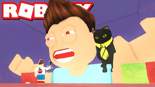 FIGHT EVIL DENISDAILY IN ROBLOX