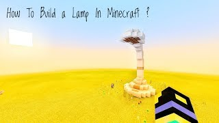 How To Build a Lamp In Minecraft ? #11