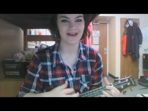 A Drop In The Ocean Uke Cover Youtube