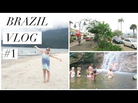BRAZIL VLOG #1 | THIS MAMA LIFE