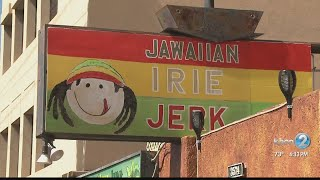 Jawaiian Irie Jerk restaurant to close at end of March