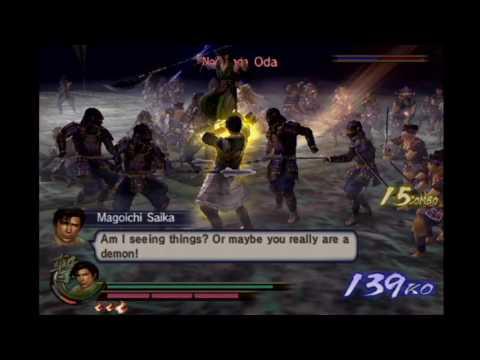 Samurai Warriors 2: Xtreme Legends - Magoichi's Fourth Weapon