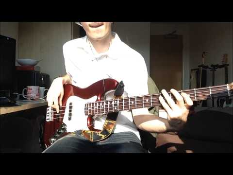 The Onion Song - Marvin Gaye & Tammi Terrell - Bass Cover