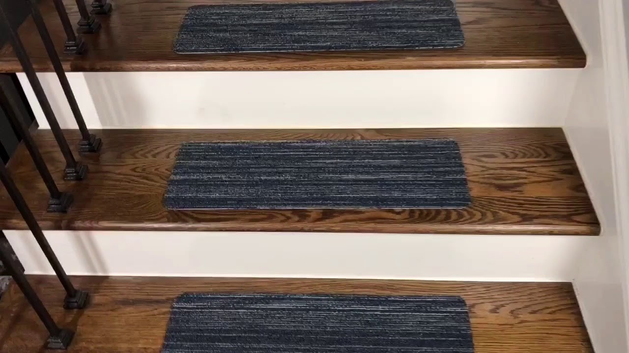Low Profile L And Stick Carpet Stair Treads