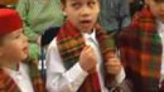 Igbo Children In Finland