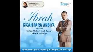 """IBRAH Ikim.fm """"Kisah Nabi Musa.as"""" (28042014)"""