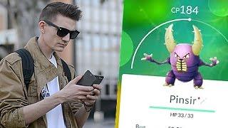 Catching Shiny Pokemon In Pokemon GO!!?