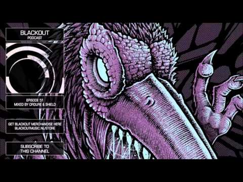 Blackout Podcast 51 - Ordure & Shield [Official Channel] Drum & Bass