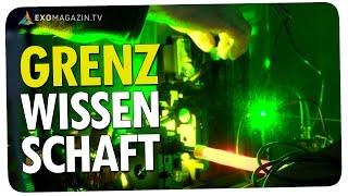 UNGLAUBLICHE ERFINDUNGEN - OPERATION GRENZWISSENSCHAFT   ExoMagazin