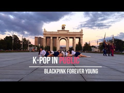 [ KPOP IN PUBLIC ] BLACKPINK (블랙핑크) -FOREVER YOUNG (포에버 영) cover by PartyHard