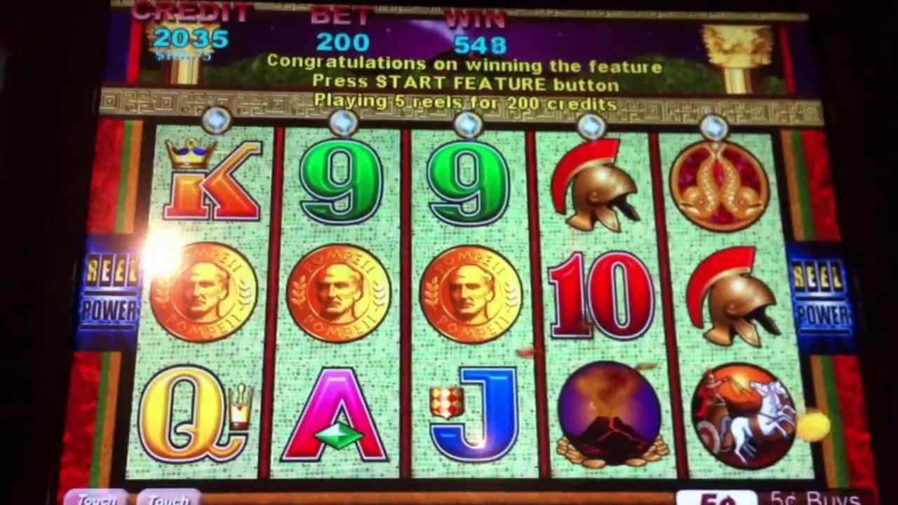 slot machines bonus