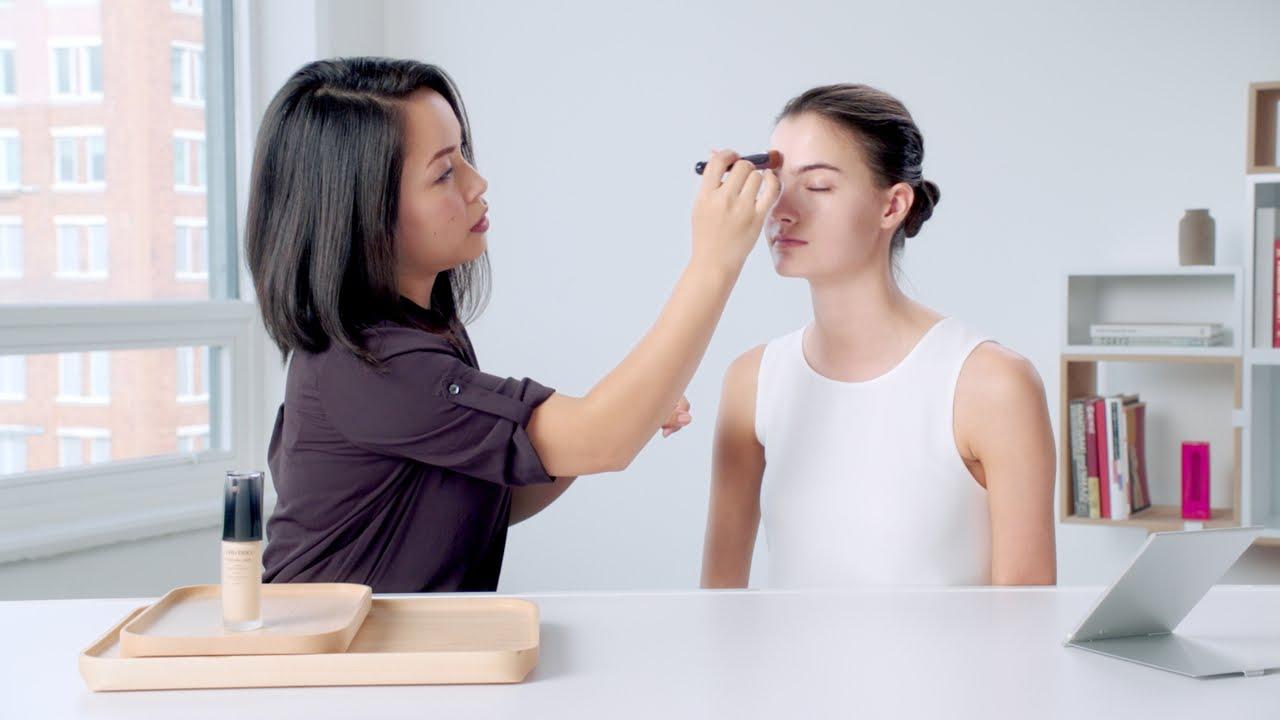 Foundation for Flawless Skin   Beauty Expert Tips   Shiseido