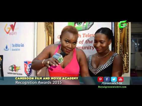 Cameroon Film & Movie Academy & Recognition Awards 2015