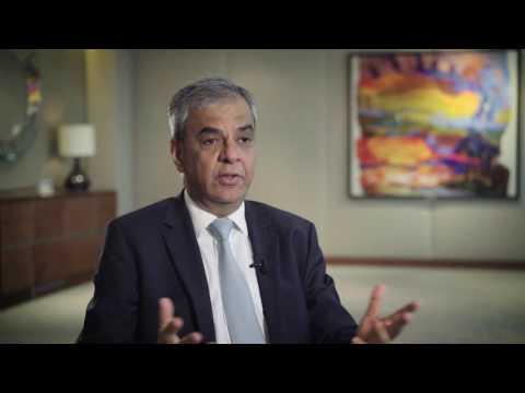 Ashok Vaswani, CEO, Barclays UK