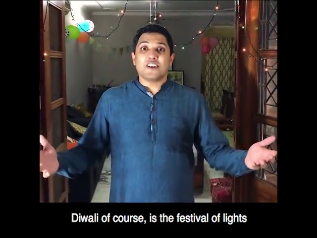 What is real meaning ofDiwali