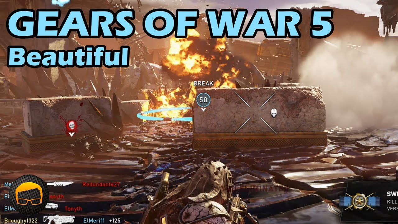 Beautiful Moments - Gears Of War 5 Live #10 thumbnail