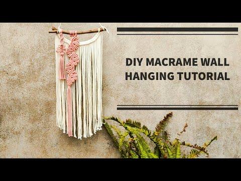 diy-macrame-wall-hanging,-easy-macrame-for-beginners