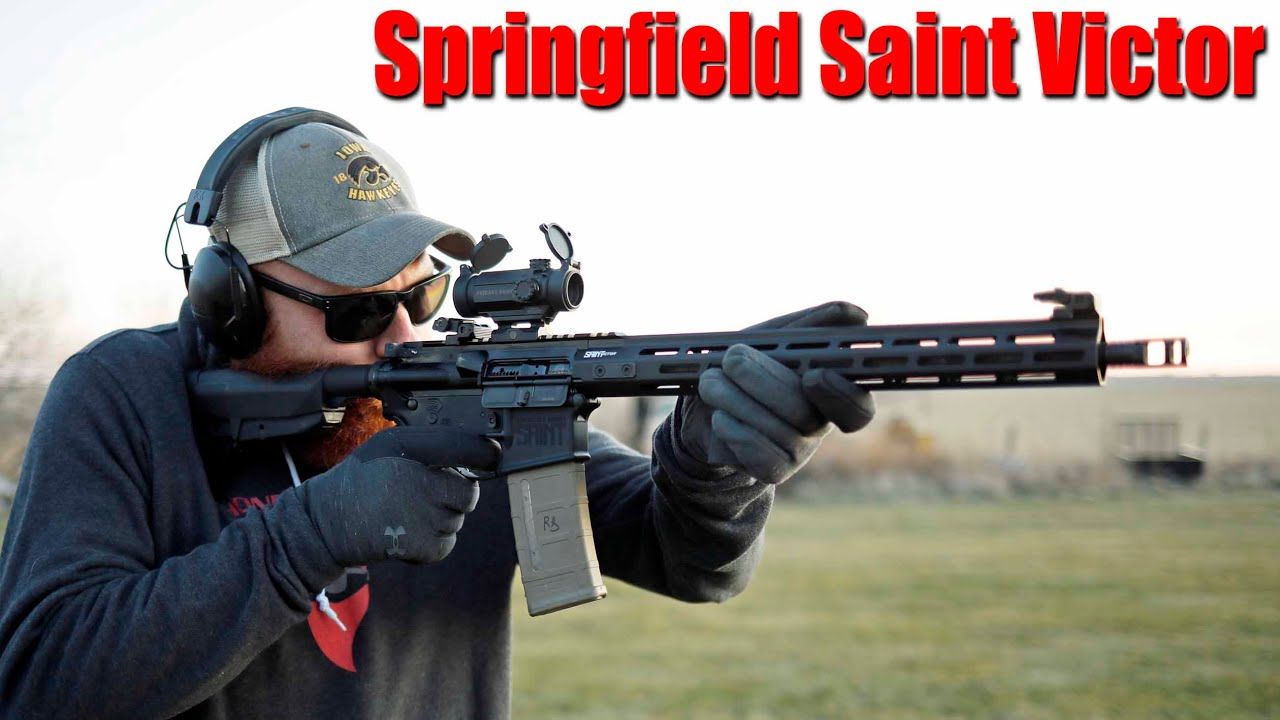 Springfield Saint Victor: A Dumpster Fire