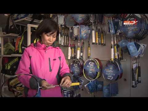 Tư vấn mua vợt cầu lông