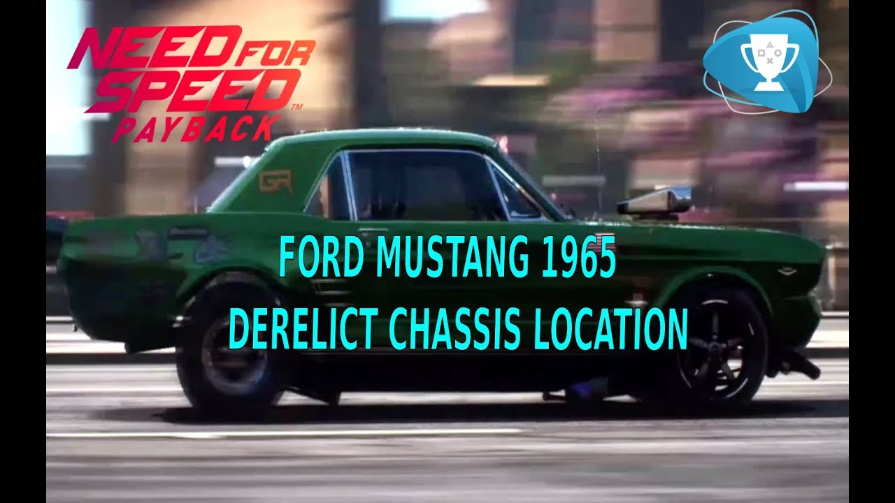 Need For Speed Payback Ford Mustang 1965 Parts Locations Need4speed Fans