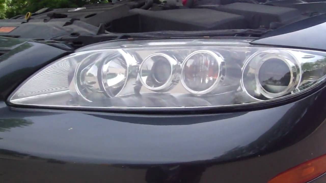 2005 mazda 6 engine lights youtube rh youtube com Mazda 6 2006 Manual 2005 Mazda 6 Starter Wire