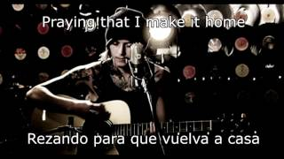 Asking Alexandria - Someone Somewhere - Ben Bruce acoustic (Letra esp & ing)