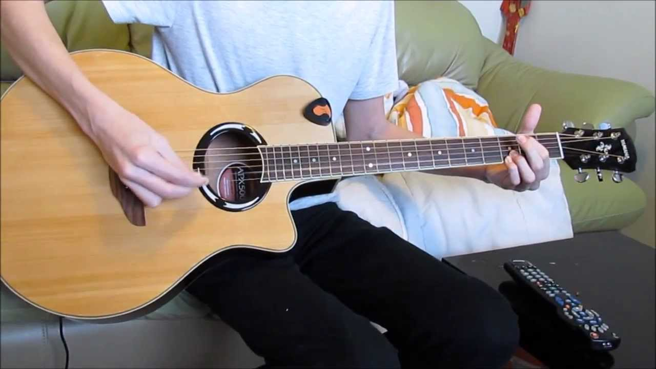 Yamaha Apx 500 Ii Acoustic Review