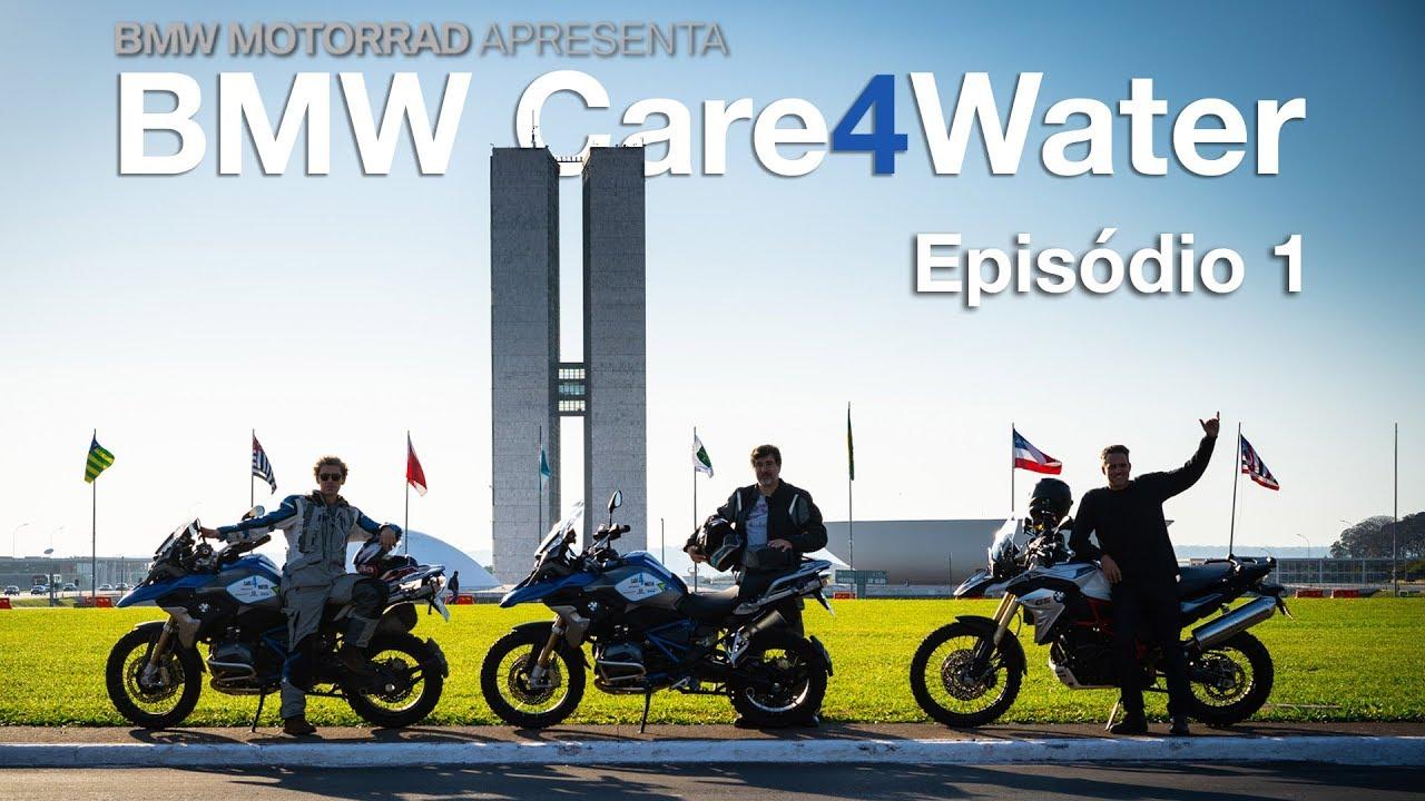 Episódio 01 - Destinos BMW: Care4Water