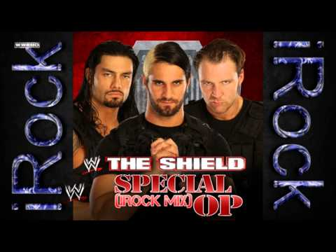 iRock: WWE - Special Ops [iRock Mix] (The Shield) - Single: All rights reserved  (Cover done by Mr. Adam Massacre)  Download/iRock: http://on.fb.me/YBXi1H