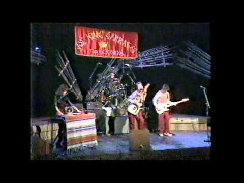 JOE KING CARRASCO AUSTIN CITY LIMITS 1981 Party