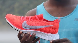 NIKE ZOOM VAPORFLY 4% FLYKNIT REVIEW | 2018