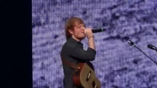 Ed Sheeran - Don't & No Diggity - Philadelphia, PA - 09/08/2014