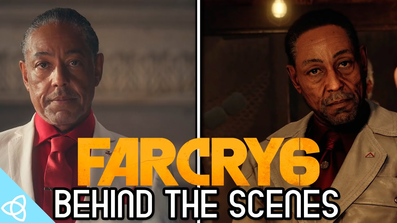 Behind the Scenes – Far Cry 6 [Making of]