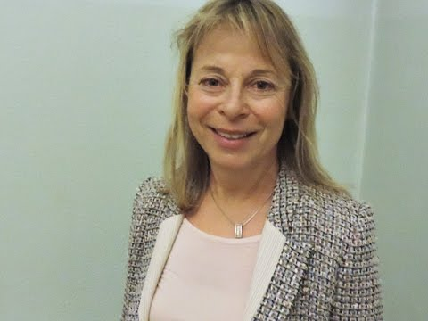 Dr.  Petra Tzschoppe (DOSB Vizepräsidentin) - Studien zur Homophobie im Sport1