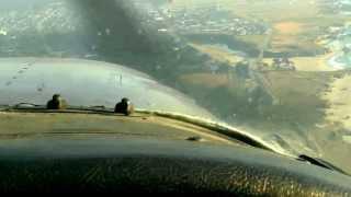Landing at Virgin Creek, Fort Bragg , California