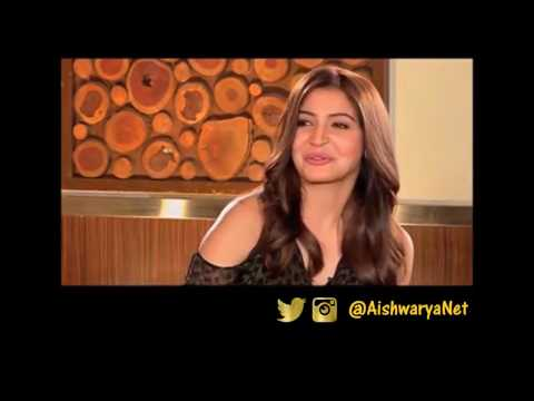 Anushka Sharma on Aishwarya in ADHM: Interview (2016)