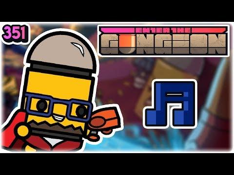 Metronome Blasphemy | Part 351 | Let's Play: Enter the Gungeon: Lich Streaks | Gameplay